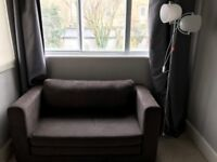 IKEA ASKEBY two-seat sofa-bed