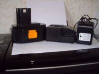 FPHT18B BATTERY PACK COMPLETE WITH CHARGER