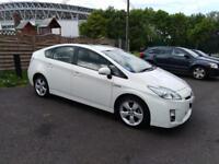 Toyota Prius White Hybrid 1.8 Quick Sale
