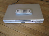 Yamada 2500 DVD Player plays DVD CD MP3's Unboxed with remote