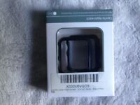 I-WATCH SPARE PROTECTIVE CASE IN BOX FOR SERIES 1, 2, OR 3 NEW.