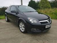 2006 VAUXHALL ASTRA SPORTSHATCH 1.6 .MOTED TO OCT 2018.POSSIBLE PART EXCHANGE CREDIT CARDS ACCEPTED