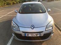 Renault Megane diesel LHD 2009