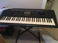 Yamaha PSR-320 Keyboard (used good condition)