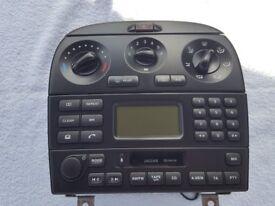 jaguar x type centre console
