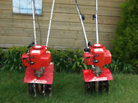 2 x Mantis Garden Tiller / Cultivator's