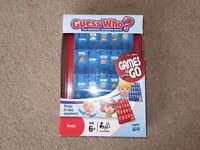 BRAND NEW 'Guess Who' Travel Board Game