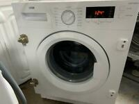 Logik 7kg integrated Washing Machine