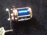 Abu Ambassadeur 7000- C3 Multiplier Fishing Reel