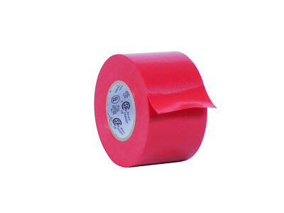 Wod Professional Grade Red Vinyl Pvc Electrical Tape 2 X 66 Flame Retardant
