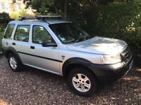 Land Rover: Freelander Diesel