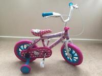 12 kids hello kitty bike