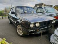 CHOICE OF 2 BMW E30 PROJECTS
