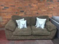 Harvey's Ex Display Cargo Preston Range Sofa - UK Delivery