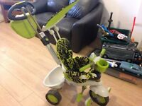 3 in 1 smartrike. Full working order with original accessories