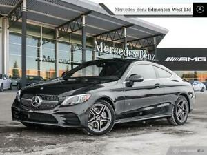 2019 Mercedes-Benz C300 4MATIC Coupe