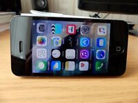 Iphone 4S 16gb very good condition and working order, unlocked to any network