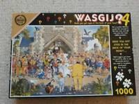 Falcon Wasgij Original 4 1000 piece jigsaw
