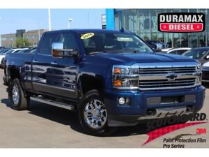 2016 Chevrolet SILVERADO 3500HD High Country| Sun| Nav| H/C Leat