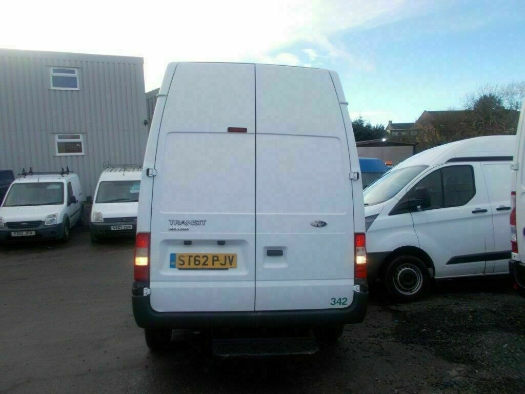 372f30e0a005d0 Ford Transit 350 RWD 2.2 TDCI 125 LWB H Roof   12 Month MOT   FULL FORD  HISTORY   LEASE Co DIRECT