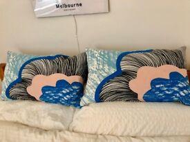 IKEA cushions or pillows