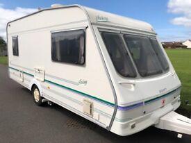 Swift Islay 5 Berth Caravan with motormover