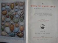 Book of Knowledge edited by Harold F B Wheeler - Volume VIII