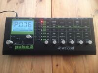 Waldorf Pulse 2 - Analog Synthesiser