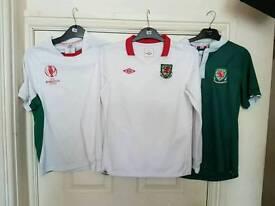 Football shirts kids