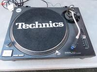 TECHNICS SL 1210 Mk2 RECORD DECK