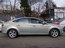 Ford Mondeo 1.8 TDCi Titanium 6 Speed 5dr