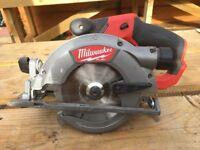 Milwaukee M12 Circular Saw