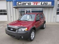 2005 Ford Escape XLT 4X4 LOADED 1 OWNER ONLY 42K!