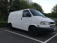 volkswagen transporter 888 special 2003 160bhp rear tailgate excellent condition flying machine