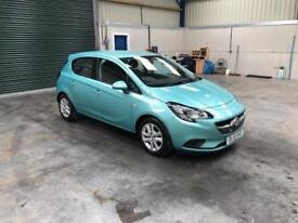 2015 Vauxhall corsa design 1.4cc 1 owner fsh full mot pristine guaranteed cheapest in country