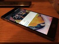 OnePlus 3T 128GB Gun Metal - Unlocked - 1 week old & like new!