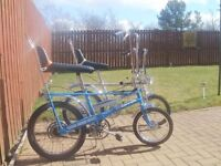 Old Raleigh Choppers Wanted [ for restoration ]