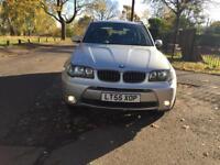 2005 BMW X3 SPORT 2.0l DIESEL F.S.H