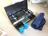 Camping Cooker & other equipment