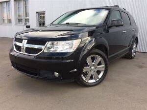 2010 Dodge Journey R/T, AWD, 7 PASS, LEATHER, SUNROOF , BACKUP C
