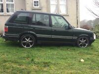 Range Rover 4.6 v8 Thor engine vogue hse