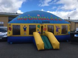 LARGE Inflatable Dome Moonwalk Bouncy Castle