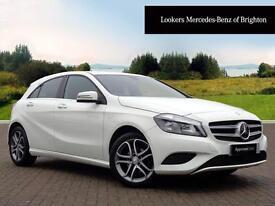 Mercedes-Benz A Class A180 CDI BLUEEFFICIENCY SPORT (white) 2015-10-30