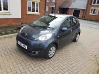 Peugeot 107 Active 1.0 petrol 5dr immaculate in and out