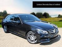 Mercedes-Benz E Class E220 CDI AMG SPORT (black) 2014-09-23