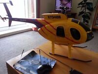 RC HELICOPTER ALIGN T-REX 500