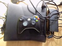 xbox 360 slim 4gb console working cheap look