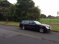 Mercedes e220 cdi turbo diesel 7 seater 2003 reg