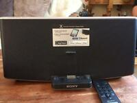 Sony audio docking station