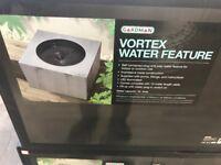 Gardman Vortex water feature
